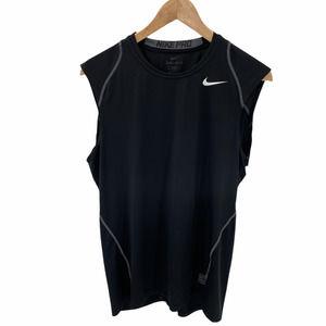 Nike Pro Medium DRI-FIT BLACK Sleeveless Tank top